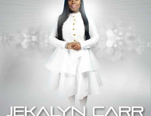 Jekalyn Carr Returns To Number 1 On Billboard's Digital Genre Songs Chart