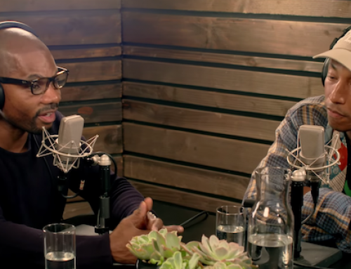 """Kirk Franklin and Pharrell Williams Talk About Teaming Up on """"123 Victory Remix"""""""