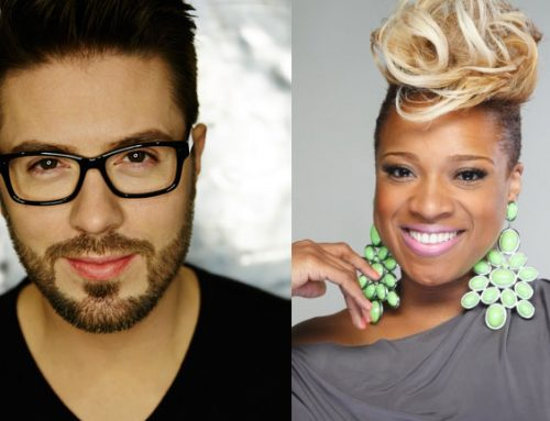 "Danny Gokey & Kierra Sheard on new song ""Better than I found it"""