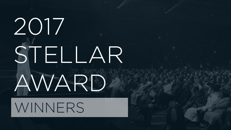 """And the Winner is…"" – 32nd Annual Stellar Awards Winners"