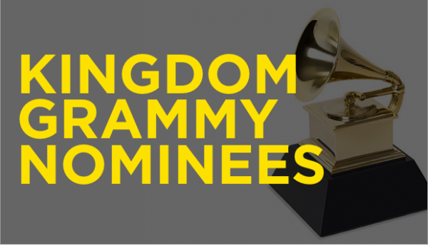 KingdomGrammyNominees